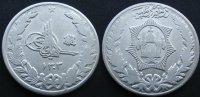 2 1/2 Rupie 1924 Afghanistan  fss  60,00 EUR  zzgl. 4,00 EUR Versand