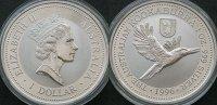 1 Dollar 1996 Australien  unc  60,00 EUR  zzgl. 4,00 EUR Versand