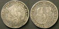 1 Taler 1609 Sachsen  ss  195,00 EUR  zzgl. 4,00 EUR Versand