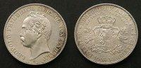 1 Taler 1863 A Anhalt  vzgl, EF  180,00 EUR kostenloser Versand