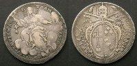 1 Scudo 1800 Italien Vatikan  ss, very fine  200,00 EUR  zzgl. 4,00 EUR Versand