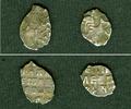 1682-1725 1 Kopeke Lot:  Russland 2x (Draht-) Kopeke  Peter I.  s-ss  ... 11,80 EUR  zzgl. 3,90 EUR Versand