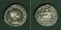 114-117 Trajanus Marcus Ulpius TRAJANUS  Denar  f.vz  [114-117] f.vz  198,00 EUR  zzgl. 5,90 EUR Versand