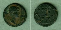 128-132 Hadrianus Publius Aelius HADRIANUS  Quadrans  f.vz  selten  [1... 148,00 EUR  zzgl. 5,90 EUR Versand