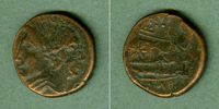 45 v.Chr. Imperatorische Prägung SEXTUS POMPEIUS MAGNUS Pius  As  ss  ... 378,00 EUR  zzgl. 5,90 EUR Versand