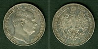 1858 Brandenburg-Preußen Preussen 1 Taler 1858 A  f.vz fast vz  98,00 EUR  zzgl. 3,90 EUR Versand