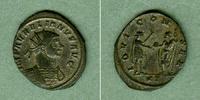 270-275 Aurelianus Lucius Domitius AURELIANUS  Antoninian  f.vz  [270-... 66,00 EUR  zzgl. 3,90 EUR Versand