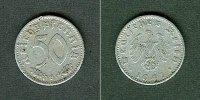 1941 Kursmünzen DEUTSCHES REICH 50 Reichspfennig 1941 G (J.372)  ss- s... 11,80 EUR