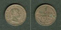 1870 Brandenburg-Preußen Preussen 1 Silber Groschen 1870 B  vz+ vz+  14,80 EUR  zzgl. 3,90 EUR Versand