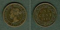 1892 Kanada CANADA 1 Cent 1892  ss/ss+ ss/ss+  10,80 EUR  zzgl. 3,90 EUR Versand