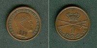 1853 Dänemark DÄNEMARK 1 Skilling 1853 VS  ss+ ss+  10,80 EUR