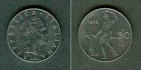 1956 Italien ITALIEN 50 Lire 1956  f.vz f.vz  5,80 EUR  zzgl. 3,90 EUR Versand