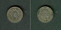 1879 Schweiz SCHWEIZ 5 Rappen 1879 B  s+ s+  8,80 EUR  zzgl. 3,90 EUR Versand