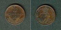 1858 Oldenburg Oldenburg 3 Schwaren 1858 B  ss-vz ss-vz  8,80 EUR  zzgl. 3,90 EUR Versand