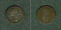 1842 Mecklenburg Mecklenburg Schwerin 3 Pfenninge 1842  ss  selten! ss  9,80 EUR  zzgl. 3,90 EUR Versand