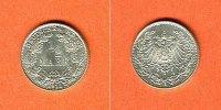 1911 Kleinmünzen 1/2 Mark Deutsches Reich 1/2 Mark 1911 E  f.stgl.  se... 37,80 EUR  zzgl. 3,90 EUR Versand