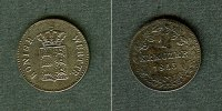 1853 Württemberg Württemberg 1 Kreuzer 1853  vz-stgl. vz-stgl.  19,80 EUR  zzgl. 3,90 EUR Versand