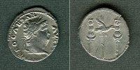67-68 Nero NERO Claudius Caesar  Denar  ss-vz sehr selten  [67-68] ss-vz  798,00 EUR