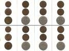 1950-1968 BRD Lot:  BRD  12x 1 Pfennig - 1 DM  [1950-1968]   22,80 EUR  zzgl. 3,90 EUR Versand