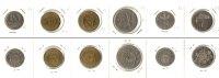 1922-1992 Lettland Lot:  LETTLAND 6x Münzen 10 Santimu - 1 Lats  [1922... 14,80 EUR  zzgl. 3,90 EUR Versand