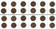 1875-1916 Kleinmünzen 2 Pfennig Lot: DEUTSCHES REICH  12x 2 Pfennig  [... 9,80 EUR  zzgl. 3,90 EUR Versand