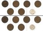 1911-1952 Australien Lot:  AUSTRALIEN 7x Münzen  Penny + Shilling  [19... 14,80 EUR  zzgl. 3,90 EUR Versand