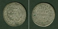 Sachsen-Albertinische Linie  Sachsen 1/12 Taler (Doppel-Groschen) 1694 EPH  ss-vz