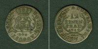 Sachsen-Albertinische Linie  Sachsen 1/12 Taler (Doppel-Groschen) 1710 EPH  ss