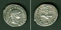 79 Domitianus Titus Flavius DOMITIANUS  Denar  ss+  [79] ss+  198,00 EUR  zzgl. 5,90 EUR Versand