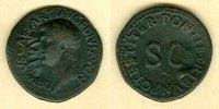 22-23 Tiberius Julius Caesar DRUSUS JUNIOR  As  m. Gegenstempel  s-ss ... 298,00 EUR  zzgl. 5,90 EUR Versand