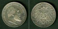 1913 Württemberg Württemberg 3 Mark 1913 F  f.vz  selten fast vz  29,80 EUR  zzgl. 3,90 EUR Versand