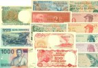 1956-2000 Indonesien Lot: INDONESIEN  14x Banknote  I  [1956-2000]   17,80 EUR  zzgl. 3,90 EUR Versand