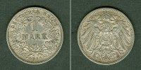1911 Kleinmünzen 1 Mark Deutsches Reich 1 Mark 1911 J (J.17)  f.vz fas... 17,80 EUR  zzgl. 3,90 EUR Versand