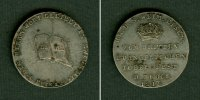 Sachsen-Weimar-Eisenach  Sachsen Weimar Eisenach Medaille 3. Jubelfest 1817  ss-vz