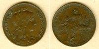 1914 Frankreich FRANKREICH 10 Centimes 1914  f.vz fast vz  10,80 EUR  zzgl. 3,90 EUR Versand