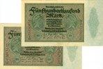 1923 Geldscheine Inflation 1919-1924 Lot: Deutsche Reichsbank 2x Infla... 14,80 EUR  zzgl. 3,90 EUR Versand