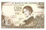 1965 Spanien SPANIEN  100 Pesetas 1965 #150  I BANKFRISCH  17,80 EUR  zzgl. 3,90 EUR Versand