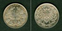 1912 Kleinmünzen 1/2 Mark Deutsches Reich 1/2 Mark 1912 E  vz-st  selt... 49,80 EUR  zzgl. 3,90 EUR Versand