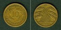 1923 Weimarer Republik DEUTSCHES REICH 10 Rentenpfennig 1923 G (J.309)... 13,80 EUR  zzgl. 3,90 EUR Versand