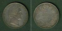 1840 Bayern Bayern 1 Gulden 1840  vz-st vz-stgl.  118,00 EUR