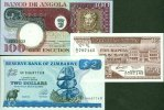 1973-1994 Sonstige & Lots Lot: AFRIKA / AFRICA Mix  3x Banknote  I  [1... 13,80 EUR  zzgl. 3,90 EUR Versand