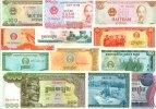 1972-1998 Sonstige & Lots Lot: ASIEN / ASIA  Kambodscha + Vietnam 12x ... 10,80 EUR