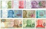 1976-1988 Argentinien Lot: ARGENTINIEN / ARGENTINA  9x Banknote  I  [1... 9,80 EUR  zzgl. 3,90 EUR Versand