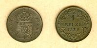 1839 Bayern Bayern 1 Kreuzer 1839  vz-st vz-stgl.!  27,80 EUR  zzgl. 3,90 EUR Versand