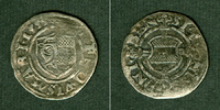 1555 Wismar Mecklenburg Stadt Wismar Sechsling 1555  ss+  selten ss+  49,80 EUR  zzgl. 3,90 EUR Versand