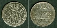 1759 Mecklenburg Mecklenburg Strelitz 1/12 Taler 1759 HCB  f.ss fast ss  34,80 EUR  zzgl. 3,90 EUR Versand