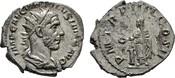 AR-Antoninian 253, Rom. RÖMISCHE KAISERZEI...