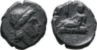 AE-Trichalkon vor 300 v. Chr. THRACIA ODESSOS. Schwarze Patina. - Sehr ... 90,00 EUR  zzgl. 4,50 EUR Versand
