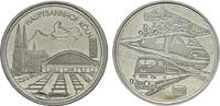 Dicke Zinnmedaille (Piedfort) 1987. KÖLN  Fast Stempelglanz  14,00 EUR  zzgl. 4,50 EUR Versand