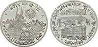 Silbermedaille 1989. KÖLN  Polierte Platte.  23,00 EUR  zzgl. 4,50 EUR Versand